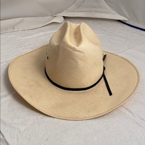 Bailey U-Rollit straw hat 7 1/4